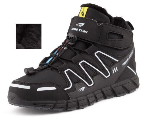 Neu Herren Damen Boots Outdoor Stiefel Stiefeletten Gefüttert 1953 Schuhe 36-49