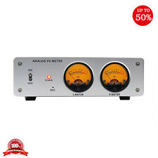 Jp 45mic Analog Vu Meter Aluminum Panel With Backlight Wiring Free Voice Control