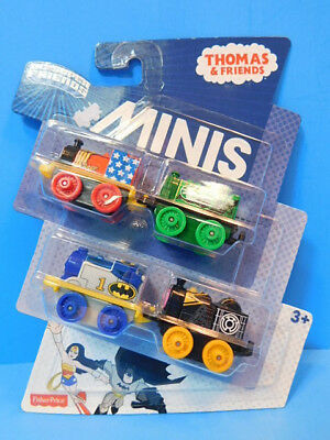 New and From DC Super Set Stephen as Sinestro Thomas /& Friends Minis Train