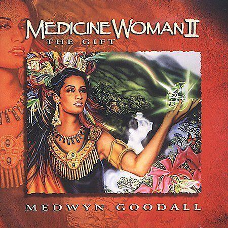 1 of 1 - Medwyn Goodall-Medicine Woman Ii  CD