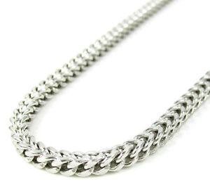 26-034-3mm-12-Grams-10k-White-Gold-Franco-Box-Cuban-Hip-Hop-Chain-Necklace