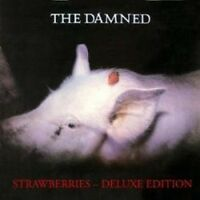 The Damned - Strawberries - Deluxe Edition (NEW CD)