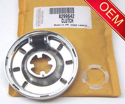 New Genuine OEM Whirlpool Washer Washing Machine Complete Clutch 8299642
