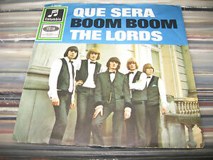 LORDS-45-7-034-QUE-SERA-BOOM-BOOM-GERMANY-P-S-COLUMBIA-BEAT-ROCK-PSYCH-GARAGE