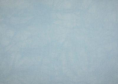 Hand-Dyed 14 Count Aida Cloth Cross-Stitch Fabric Sea Glass 17 x 19 Green Blue