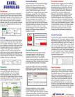 Excel Formulas Laminated Tip Card: Formulas & Functions from MrExcel by Bill Jelen (Pamphlet, 2013)