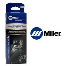 Genuine Miller 770249 Welding Helmet Headgear Headband Fabric