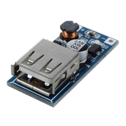 ME PFM Steuer DC DC 0,9V 5V auf USB 5V DC Boost Step up Stromversorgung S4J9 10X