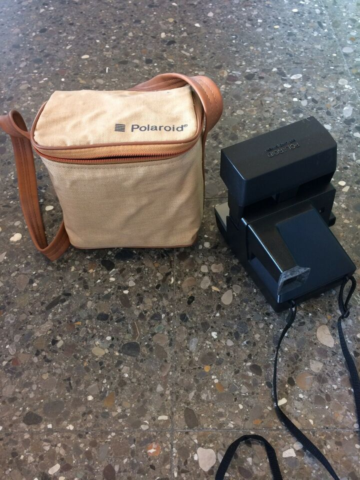 Kamera, Polaroid, 630