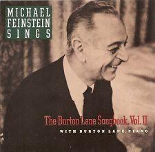 The Burton Lane Songbook, Vol.2 / Michael Feinstein