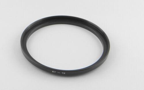Filtro-adaptador Stepping anillo objetivamente//lens 67 MM filtro /> 72 mm