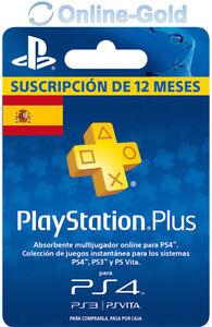 PlayStation-Plus-Tarjeta-365-Dias-PSN-PS3-4-Vita-12-Meses-1-Ano-Suscripcion-ES
