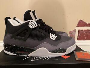 premium selection 59a58 3fcd0 Details about Air Jordan Retro 4 Fear Size 14