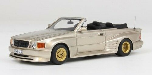 Envíos y devoluciones gratis. Mercedes 500 sec Koenig Specials converdeible light metallic Plata 1 1 1 43 Model  hermoso