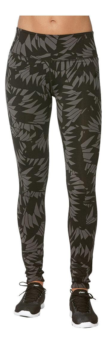 Asics Women Fitness & Training GPX 7 8 Tights Dark Grey