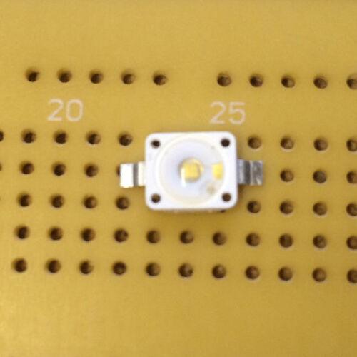OSRAM Golden Dragon Plus Cool White 4500K 4W LED Emitter /& Star Mounted 97lm