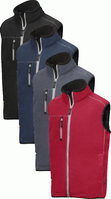 Snickers 8014 A.I.S Fleece Vest Various Colours