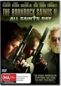 Boondock-Saints-II-All-Saints-Day-NEW-DVD-Norman-Reedus-Sean-Patrick-Flanery