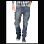 Hommes-Diesel-BLK-Gold-Pant-H-L-A-P-0887b-Urban-facile-Slim-Tapered-Jean-Taille-W30-L30 miniature 1