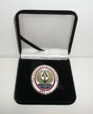 MULTI NATIONAL FORCE IRAQI FREEDOM OIF CHALLENGE COIN