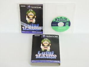 LUIGI-MANSION-Ref-cccc-Game-Cube-Nintendo-Japan-gc