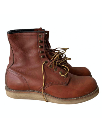 Red Wing 2940 Classic Round boots