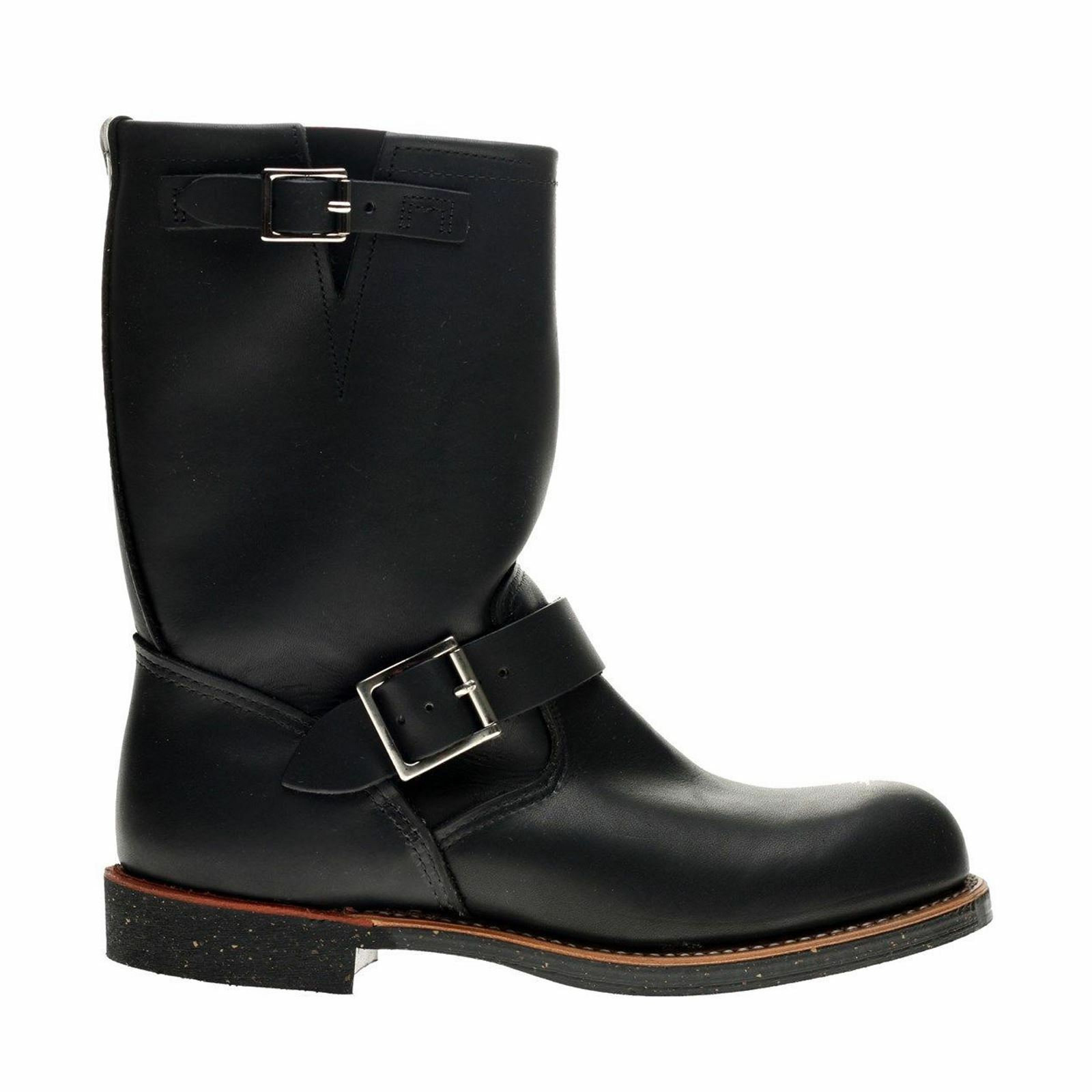 Red Wing Engineer 2990 Black Mens Boots