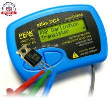 PEAK Tester Test Equipment Replacement Spares Atlas ZEN ESR LCR DCA SCR ATPK UTP