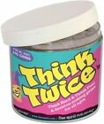 Think Twice in a Jar - Publishing Fre Cards 15 Nov 2008