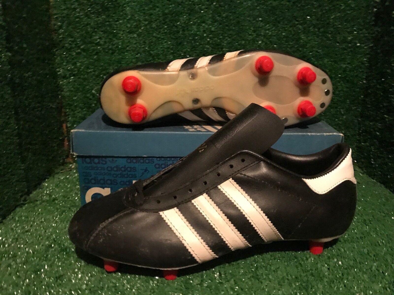 Nuevo Y En Caja Adidas botas Zapatos Botines de fútbol Valencia Vintage Varios Tamaños DEADSTOCK