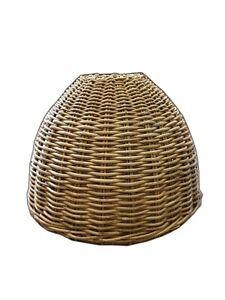 Rattan-Large-Lamp-Shade-Celling-Cafe-Bar-Hotel-Home-Grey-Basket-50-cm