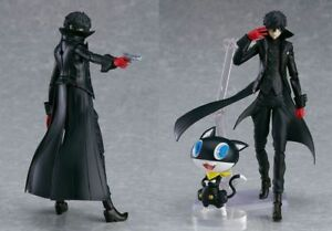 Persona 5 Christmas Gifts.Details About Figma 363 Persona 5 Shujinkou And Morgana Joker Figure New In Box Christmas Gift