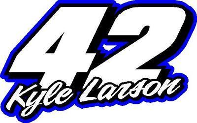 KYLE BUSCH NASCAR VINYL WINDOW GRAPHIC DECAL STICKER