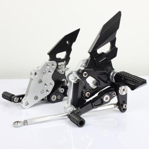 CNC Racing Rearsets Rear Sets Foot Pegs for Kawasaki Ninja 150 KR150ZX