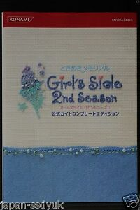 Tokimeki-Memorial-Girl-039-s-Side-2nd-Season-Guide-Complete