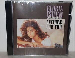 CD-GLORIA-ESTEFAN-amp-MIAMI-SOUND-MACHINE-ANYTHING-FOR-YOU-NUOVO-NEW