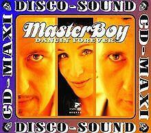 Dancin' Forever von Masterboy   CD   Zustand sehr gut
