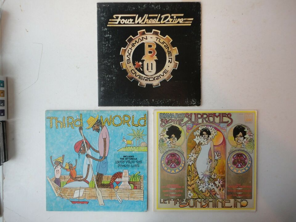 LP, CHICAGO , Frankie Hollywood