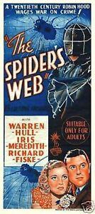 The-Spider-039-s-Web-amp-The-Spider-Returns-2-vintage-movie-serials-classic-pulp