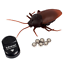 thumbnail 2 - Horrible Pets Infrared RC Roach Cockroach Remote Control Fake Toy Insects Prank