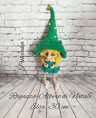 Albero di Natale amigurumi all'uncinetto-Crochet Christmas Tree ... | 400x326