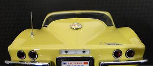 1-1967-Vette-Corvette-Chevy-Sport-Car-43-Vintage-18-Race-24-Carousel-Yellow-12