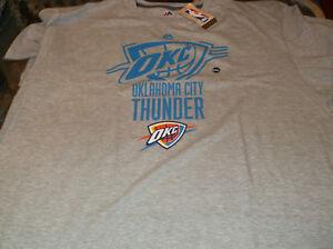 b693ff83760 Image is loading Oklahoma-City-Thunder-NBA-Team-Apparel-shirt-by-
