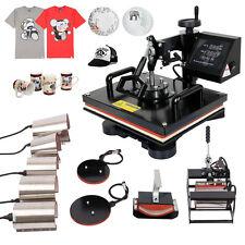 item 1 Multifunctional 10 in 1 Heat Press Heater Transfer Machine T-Shirt  Cap Mug Plate -Multifunctional 10 in 1 Heat Press Heater Transfer Machine  T-Shirt ...
