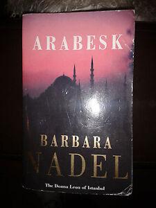Arabesk by Barbara Nadel Paperback 2001 book cover is slightly scuffed - birmingham, West Midlands, United Kingdom - Arabesk by Barbara Nadel Paperback 2001 book cover is slightly scuffed - birmingham, West Midlands, United Kingdom