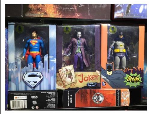 BATMAN SUPERMAN DC COMICS DA COLLEZIONE CLASSIC TV SERIES 7  Action Figure