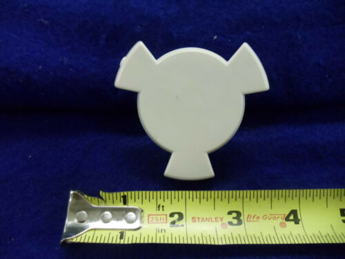 Whirlpool Microwave Glass Tray Drive Coupling Coupler Kenmore 8183949 W10435116