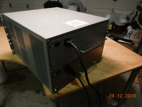 COMPAQ 4007  SWITCH FOR PARTS TESTED WORKING 3 COM COREBUILDER 9000 AND HP
