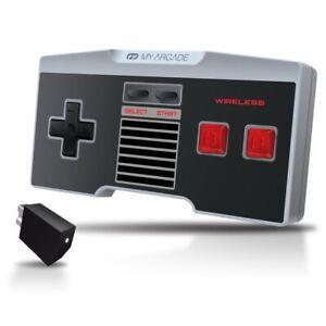 NEW MyArcade GamePad Classic Wireless Controller for NES Classic Edition Wii & U