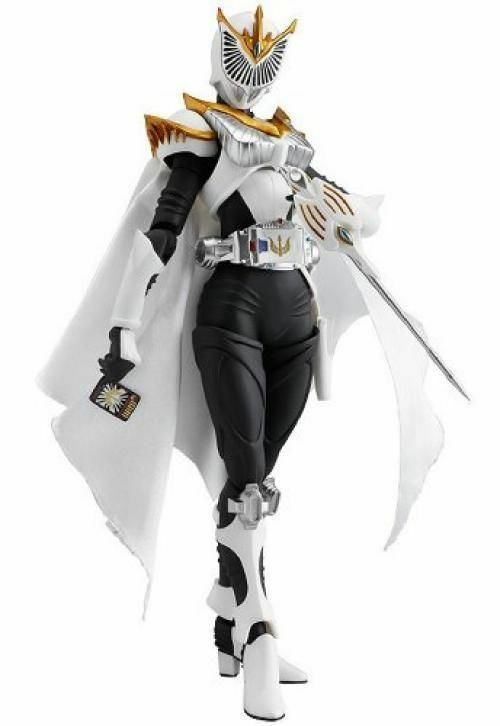 Figma Sp-026 Kamen Rider Drache Ritter Kamen Rider Sirene Figur
